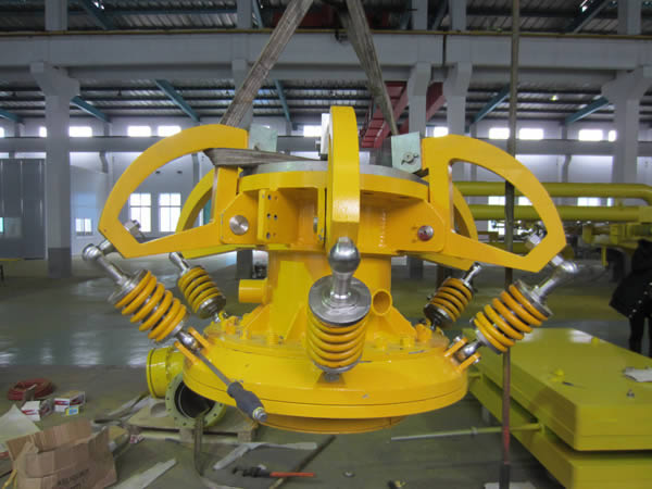 Hydraulic Loading Arms : Hydraulic quick connect coupler disconnect